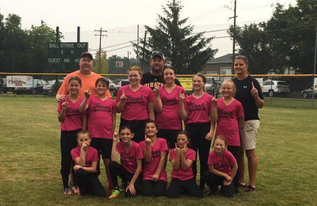 FLASH – Girls' Major League Champions